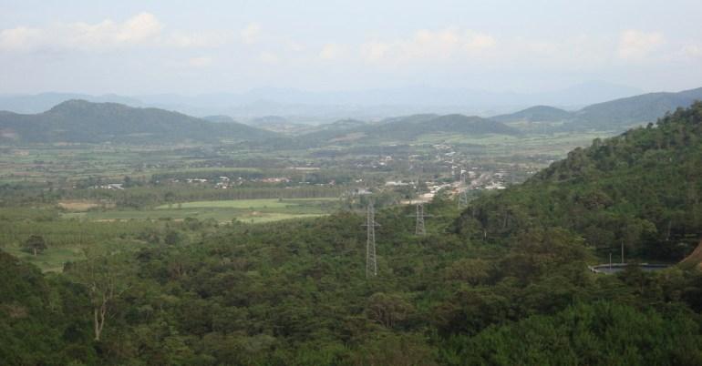 Đèo Mang yang