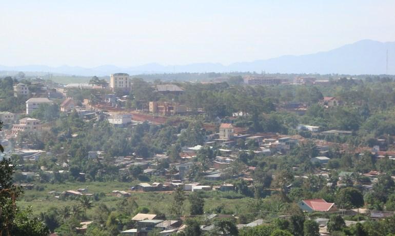 Thị trấn Gia Nghĩa
