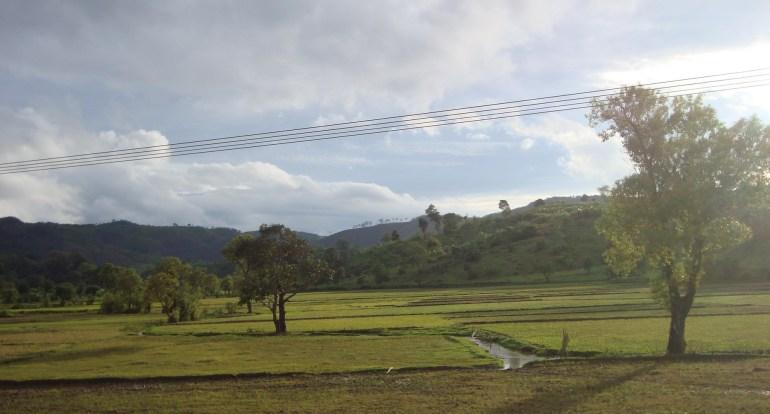 Đường lên Dalat (đoạn qua huyện Lắk)