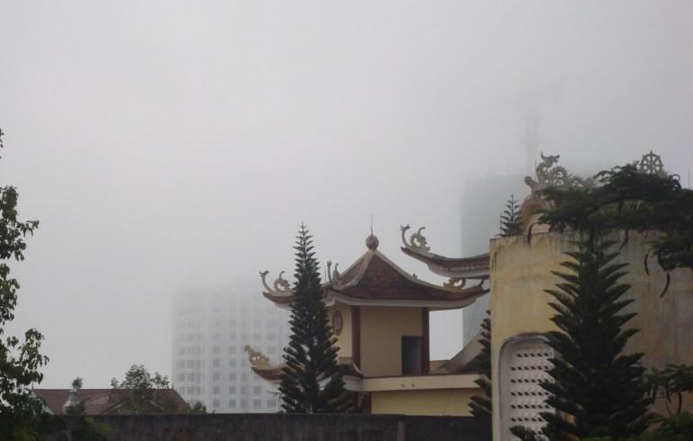 Sương sớm Plâyku