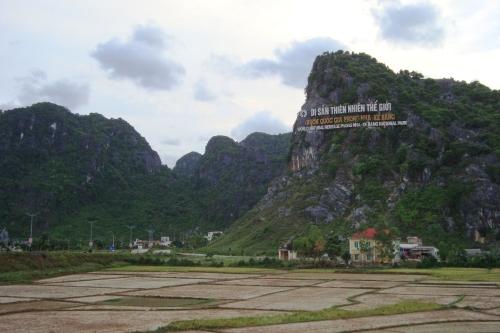 Ngang qua Phong nha.