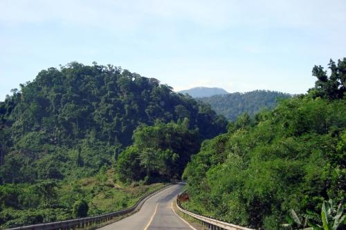 Đường qua Quảng nam